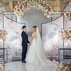 Свадьба в Подмосковных вечерах