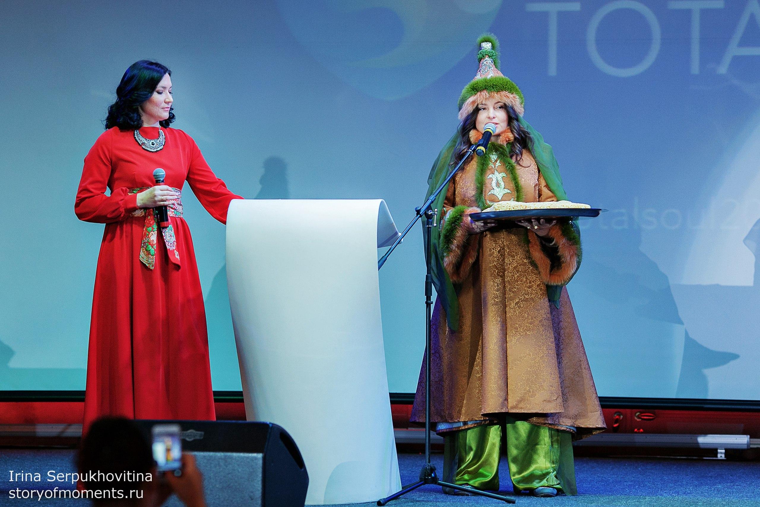 Евгения Кор и Дария Бикбаева