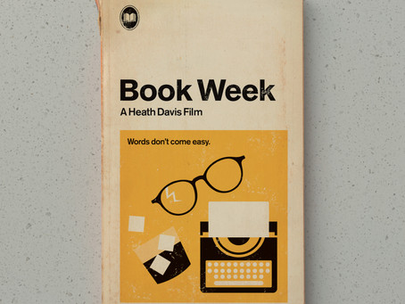 Book Week at Manchester Film Festival