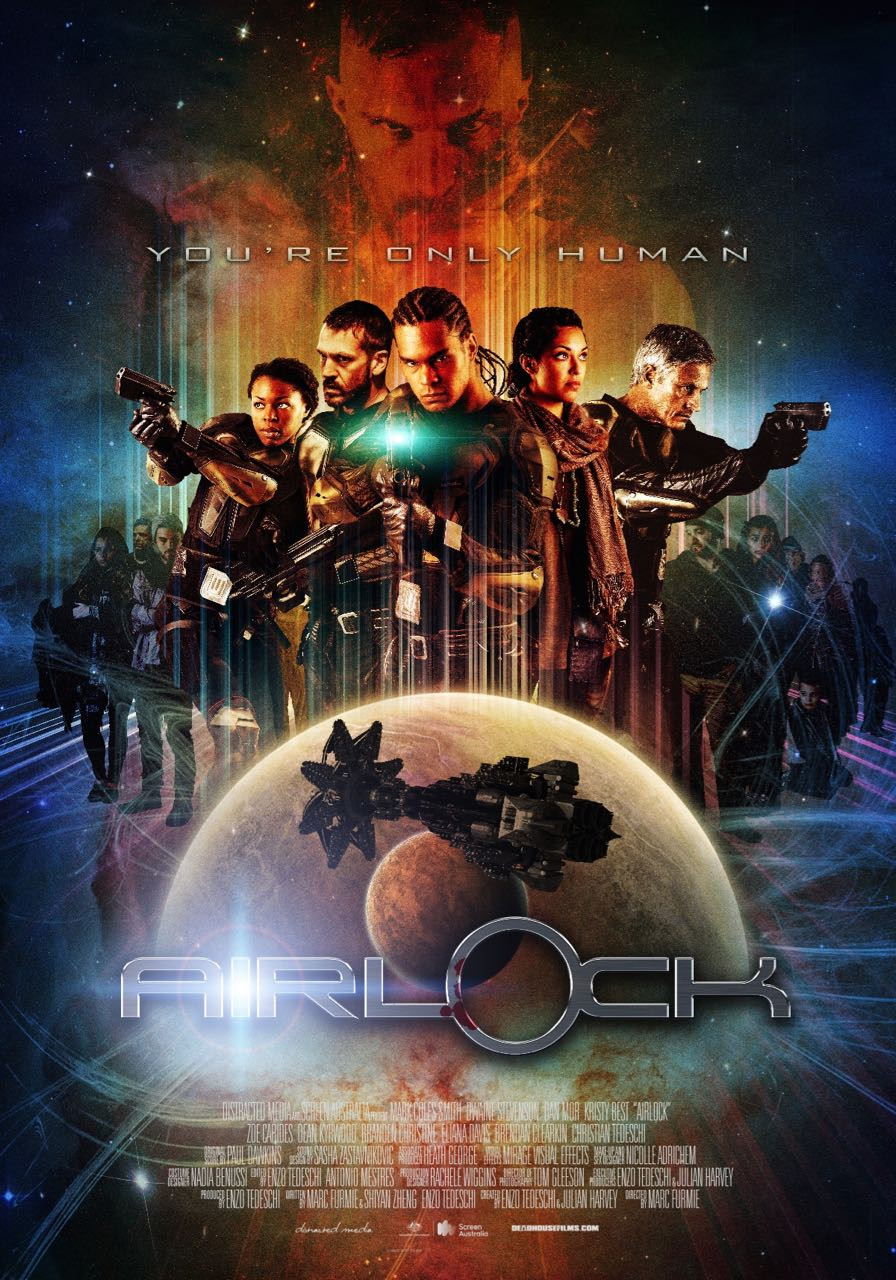 Airlock Poster