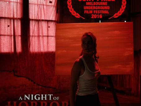 A Night Of Horror Vol 1 Award
