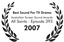 Best Sound For TV Drama