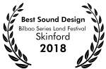 Skinford Wins Best Sound Award