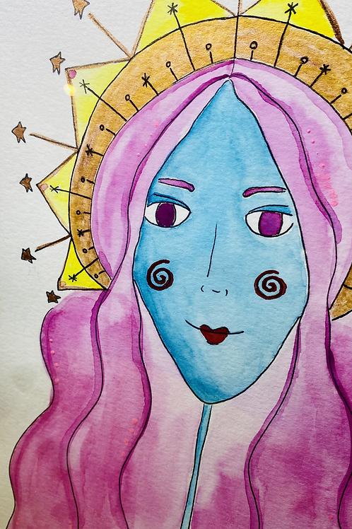 Pink Priestess