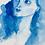 Thumbnail: Blue Woman