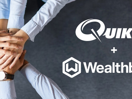 Quik! is now compatible with Wealthbox - a leading CRM for financial professionals