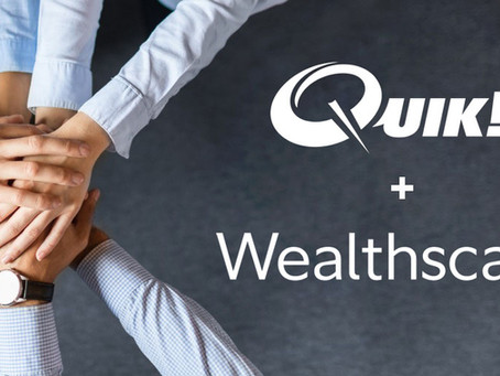 Quik! is now integrated with Fidelity Wealthscape(SM)