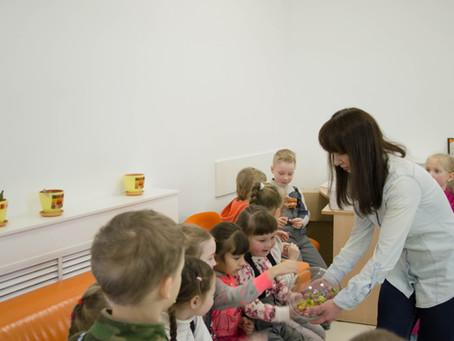 Детский сад у нас в гостях
