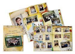 Выпускной альбом для школы в Перми