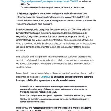 ChileRad Participa Del Desarrollo De Médico Digital