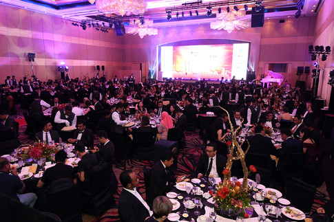 More than 300 guests attend EdgeProp Malaysia Best Managed Awards night.