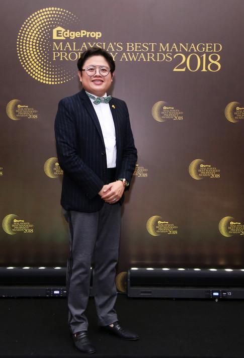 Chur Associates founder and managing director Chris Tan