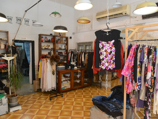 Cool second hand places in Tel- Aviv