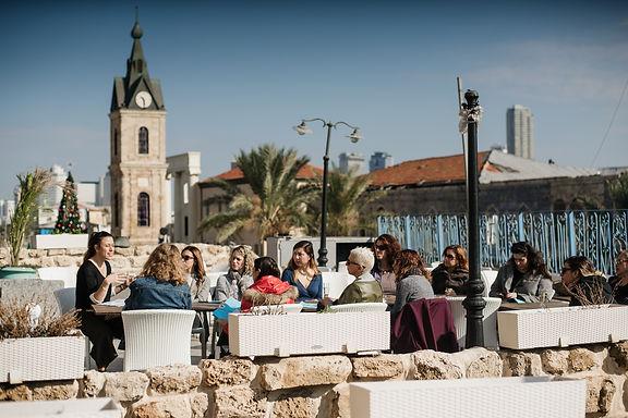 Tel- Aviv Jaffa Fashion Tour