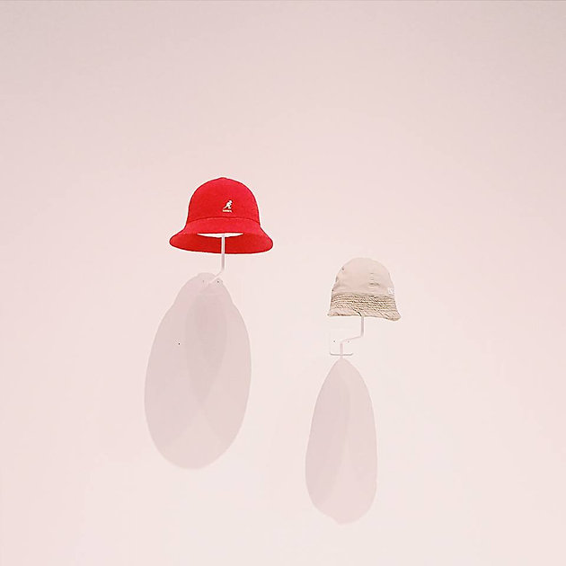 264517c322c ATA S ICONIC BUCKET HAT IS IN THE MOMA!