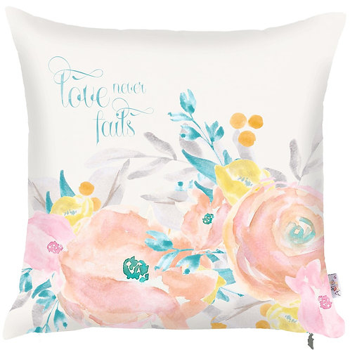 Pillow Cover - Floral - 502-8345/1