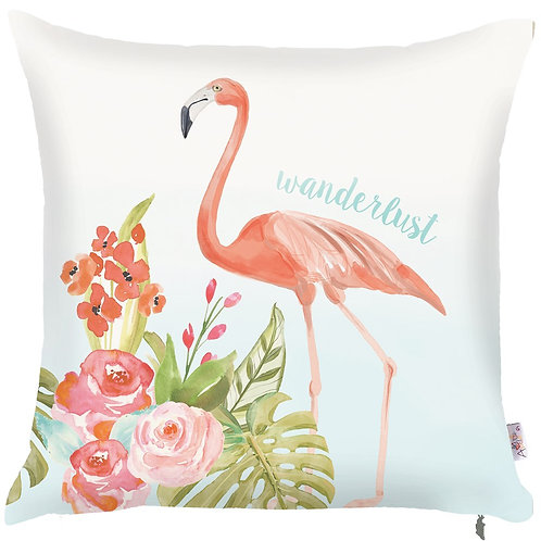 Pillow Cover - Flamingo - 502-8384/1