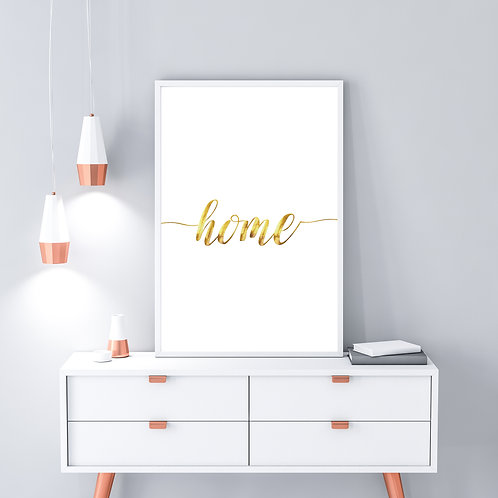 Home - Large wall art