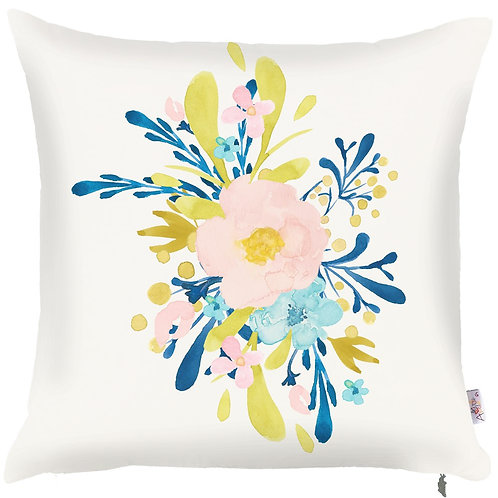 Pillow Cover - Floral - 502-8336-1