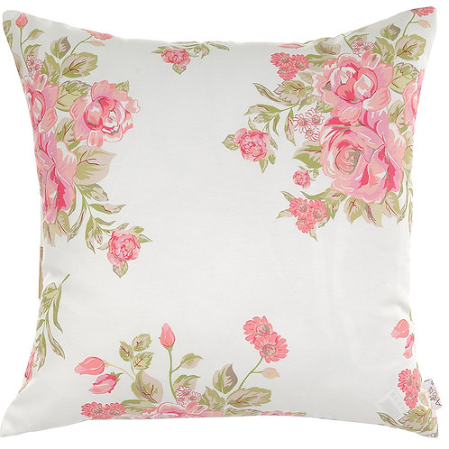 Pillow Cover - Pink Flowers - 502-8615/1