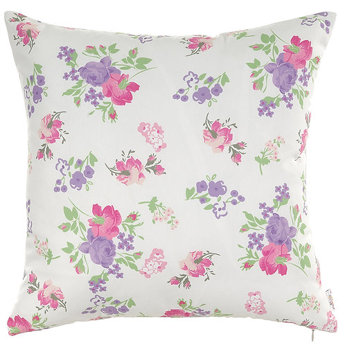 Pillow Cover - Floral - 502-8672/4