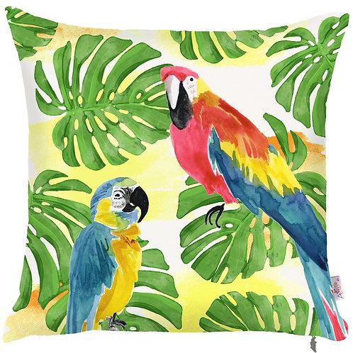 Pillow Cover - Parrots - 502-8299/1