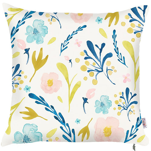 Pillow Cover - Floral - 502-8337/1