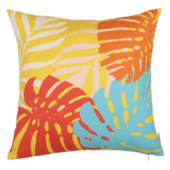 Pillow Cover - Colorful Leaves - 302-7328/1
