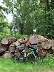 Bike-packing in the (Not so New) Forest