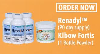 Renadyl and Kibow Fortis Powder