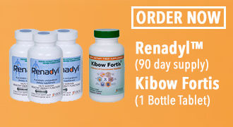 Renadul and Kibow Fortis Tablets