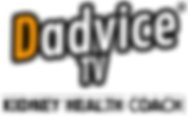 Dadvice TV Kidney Health Coach Logo