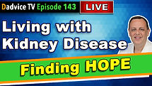 Living With Chronic Kidney Disease - Finding HOPE when things feel hopeless