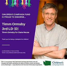 Rep. Timm Ormsby (D)