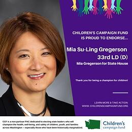 Rep. Mia Gregerson (D)