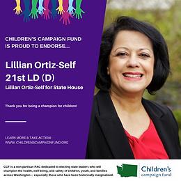 Rep. Lillian Ortiz-Self (D)