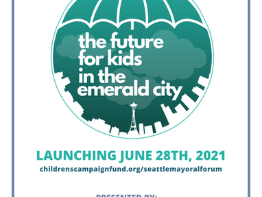 JUST LAUNCHED: The Future for Kids in the Emerald City