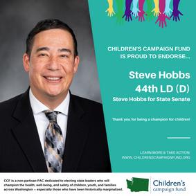 Steve Hobbs (44th LD-D)