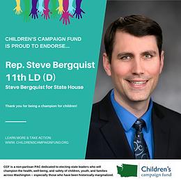 Rep. Steve Bergquist (D)