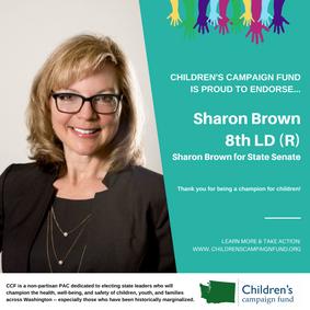 Sharon Brown (8th LD-R)