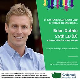 Brian Duthie (D)