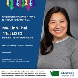 Rep. My-Linh Thai (D)
