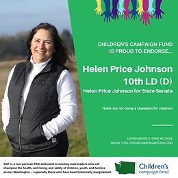 Helen Price Johnson (D)