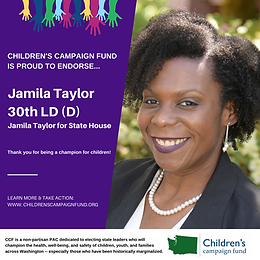 Jamila Taylor (D)