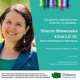 Rep. Sharon Shewmake (D)