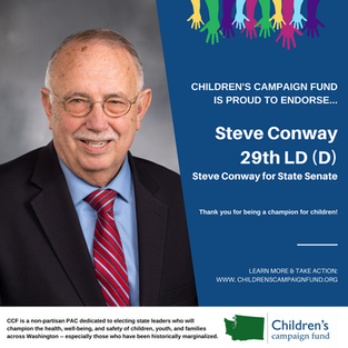 Steve Conway (29th LD-D)