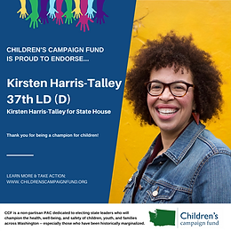 Kirsten Harris-Talley (D)
