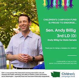 Sen. Andy Billig (D)
