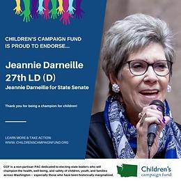 Sen. Jeannie Darneille (D)