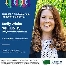 Rep. Emily Wicks (D)